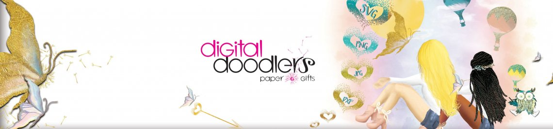 DigitalDoodlers Profile Banner