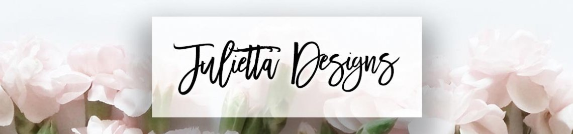 Julietta Designs Profile Banner