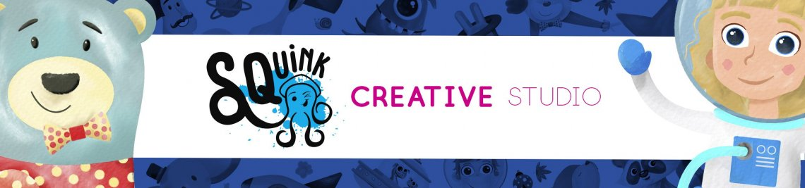 Squink Creative Profile Banner