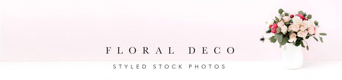 Floral Deco Profile Banner