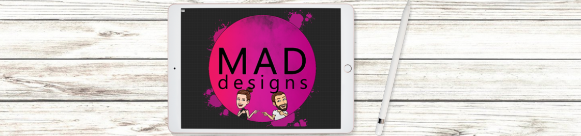 MAD designs Profile Banner