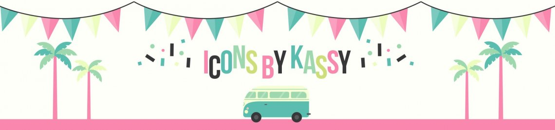 Icons By Kassy Profile Banner