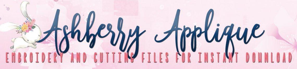 Ashberry Applique Profile Banner
