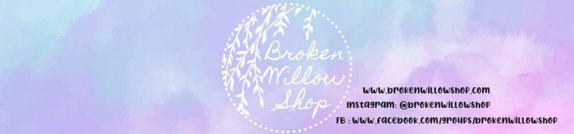 Broken Willow Shop Profile Banner
