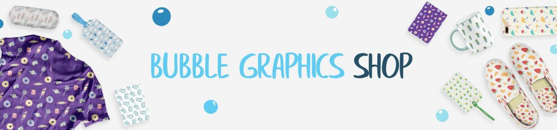 Bubble Graphics Shop Profile Banner