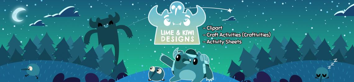 Lime and Kiwi Designs Profile Banner