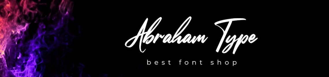 Abraham Type Profile Banner