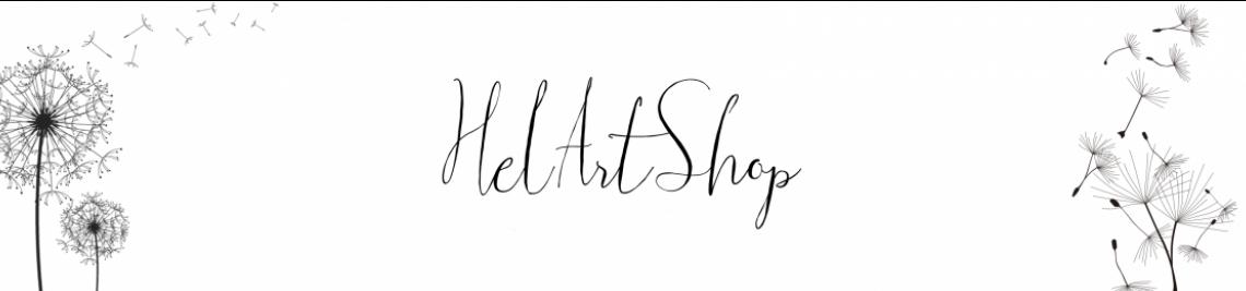 HelArtShop Profile Banner