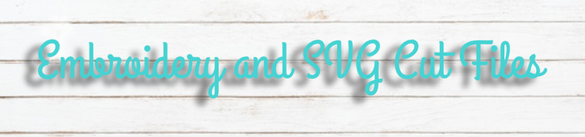 Just Sew Sweetly Embroidery and SVG Profile Banner