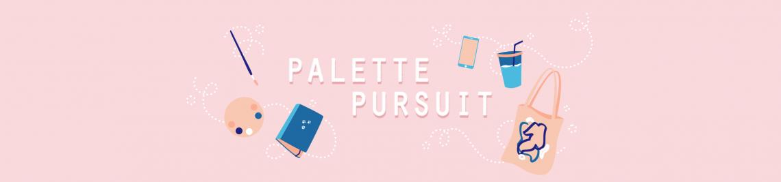 Palette Pursuit Profile Banner