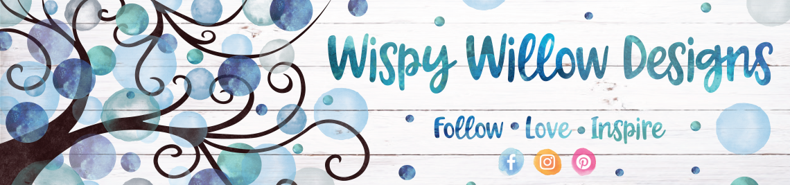 Wispy Willow Designs Profile Banner