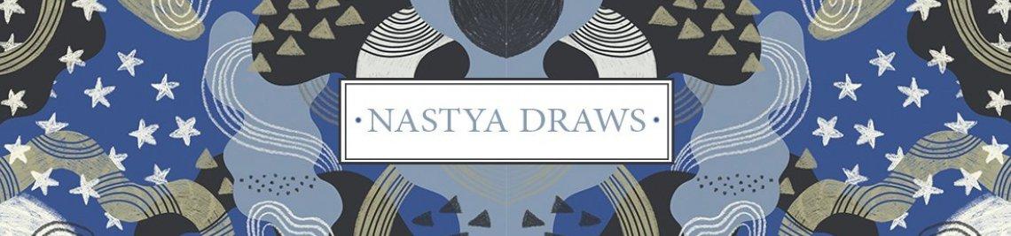 Nastya Draws Profile Banner