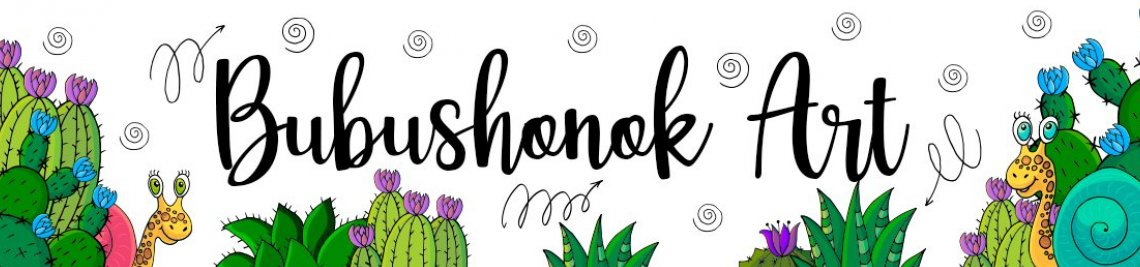 Bubushonok Art Profile Banner