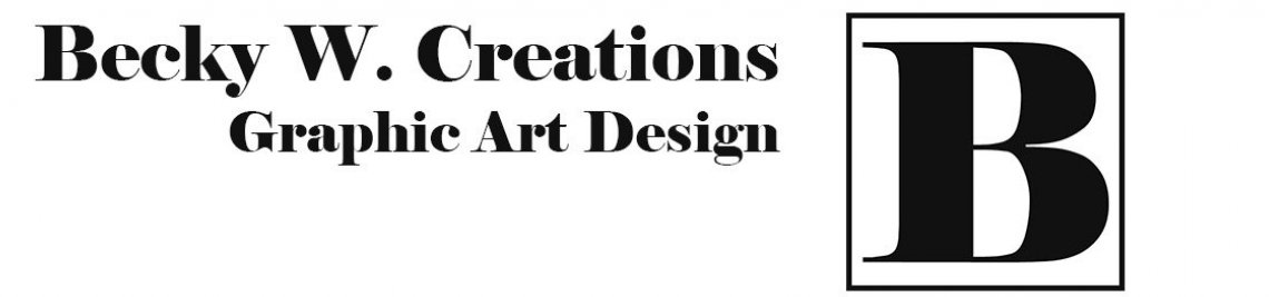 Becky W Creations Profile Banner
