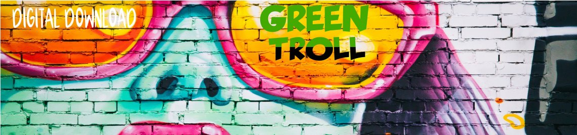GreenTroll Profile Banner