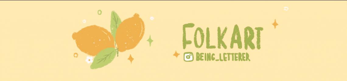 Folk art Profile Banner