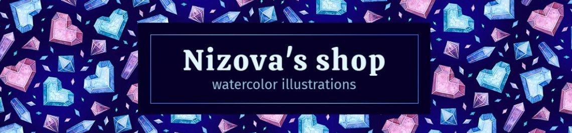 Nizova's shop Profile Banner