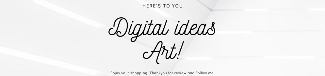 Digital ideas Art  Profile Banner