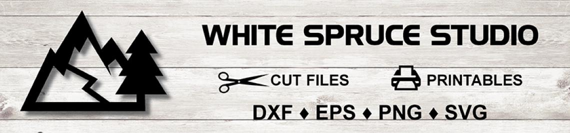White Spruce Studio Profile Banner