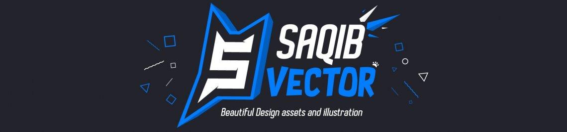 SaqibVector Profile Banner