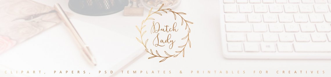 The Dutch Lady Designs Profile Banner