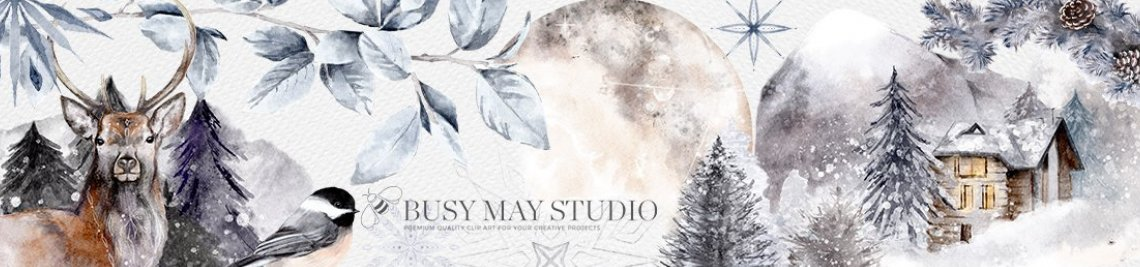 Busy May Studio Profile Banner