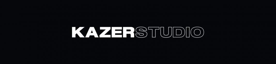 KAZER STUDIO Profile Banner