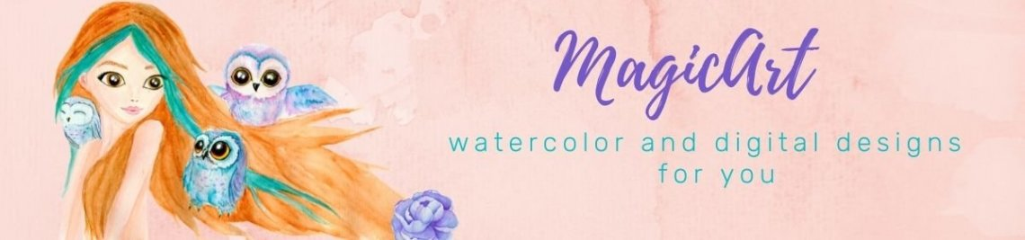magicART Profile Banner