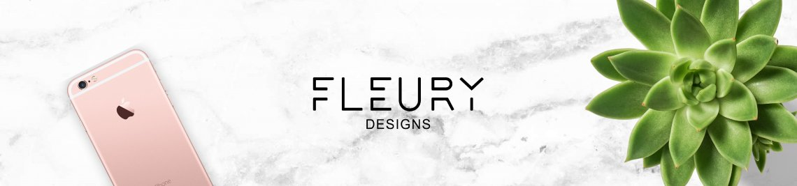 Fleury Designs Profile Banner