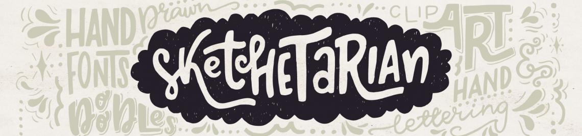 Sketchetarian Profile Banner