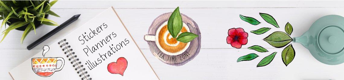 Tea Time Zone Profile Banner