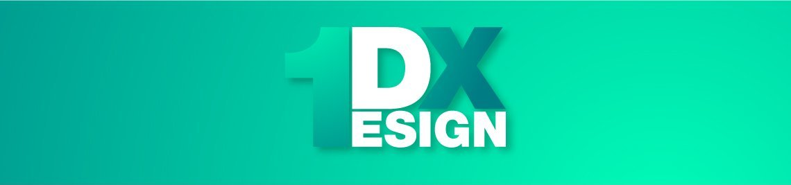 1dx Design Profile Banner