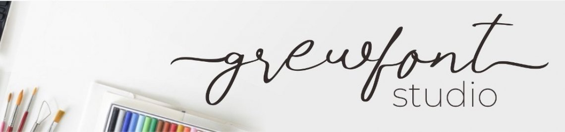 Grewfont Studio Profile Banner
