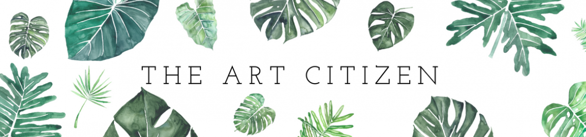 The Art Citizen Profile Banner