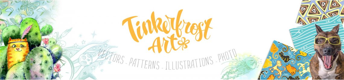 Tinkerfrost Art Profile Banner