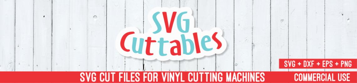 SVG Cuttables Profile Banner