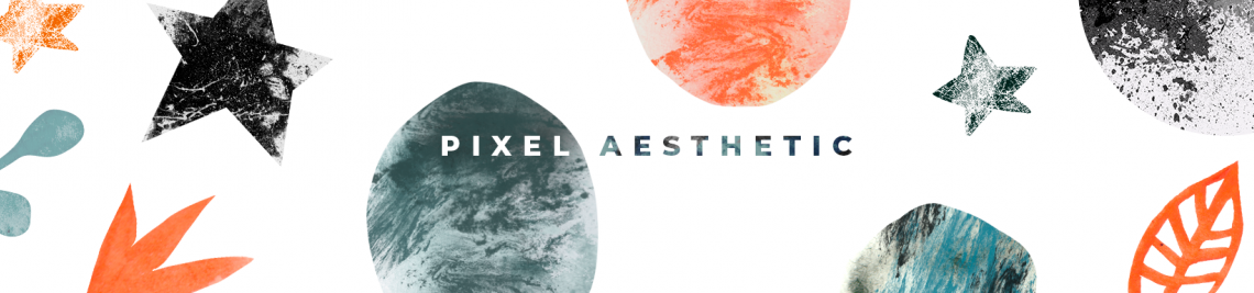 Pixel-Aesthetic Profile Banner