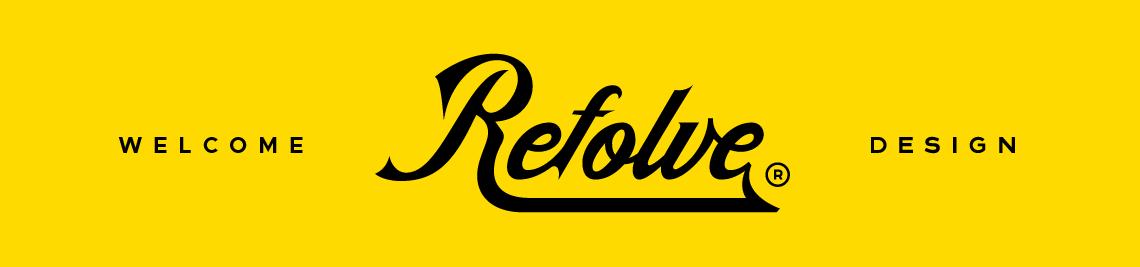 refolve Profile Banner