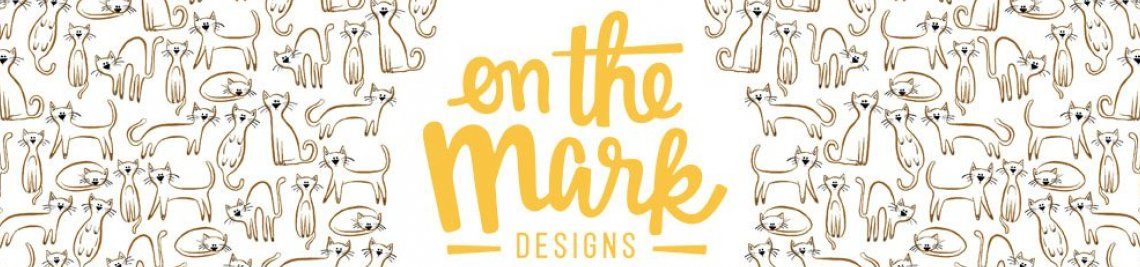 On the Mark Designs Profile Banner