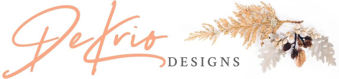 Dekrio Designs Profile Banner