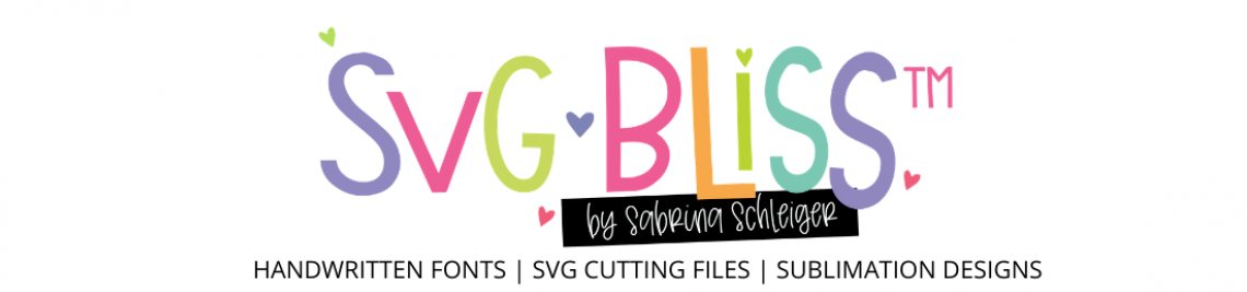 Sabrina Schleiger Design - SVG Bliss Profile Banner