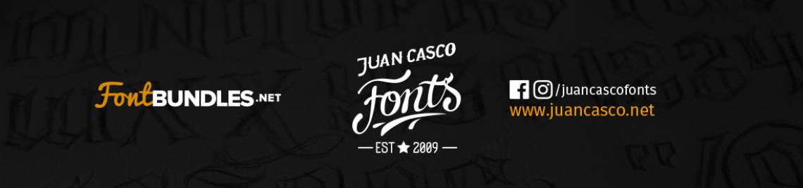 Juan Casco Fonts Profile Banner