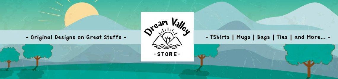 DreamValleyStore Profile Banner