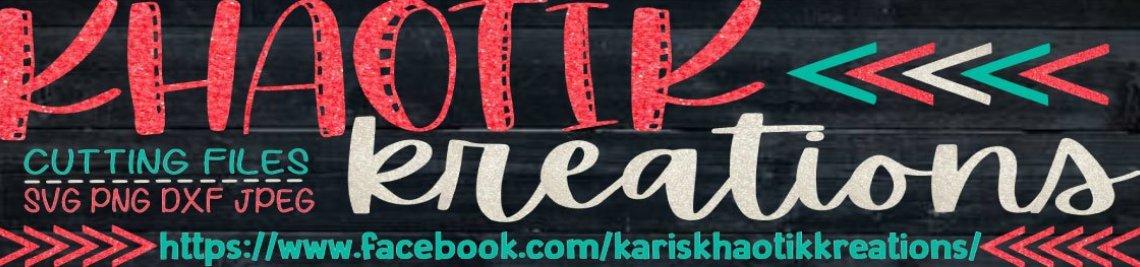 Khaotik Kreations Profile Banner