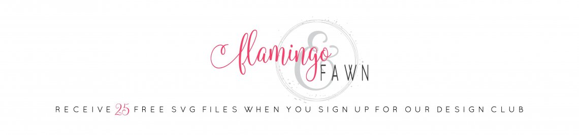 Flamingo and Fawn Profile Banner