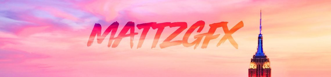 Mattz Graphics Profile Banner