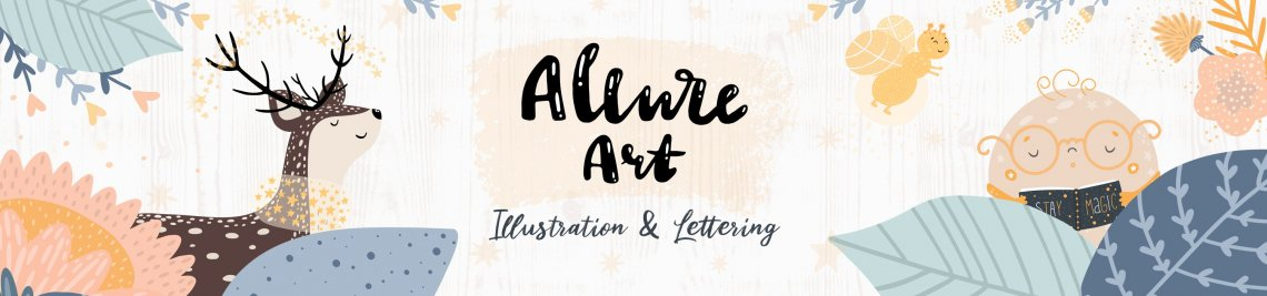 Allure Art Profile Banner