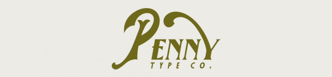 Penny Type Co Profile Banner