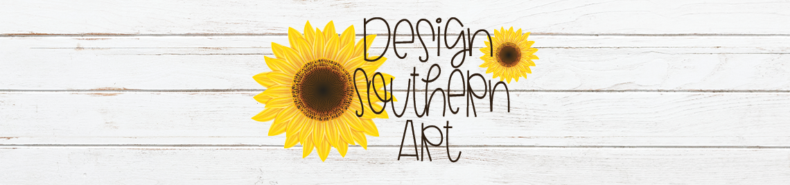 Design Southern Art Profile Banner