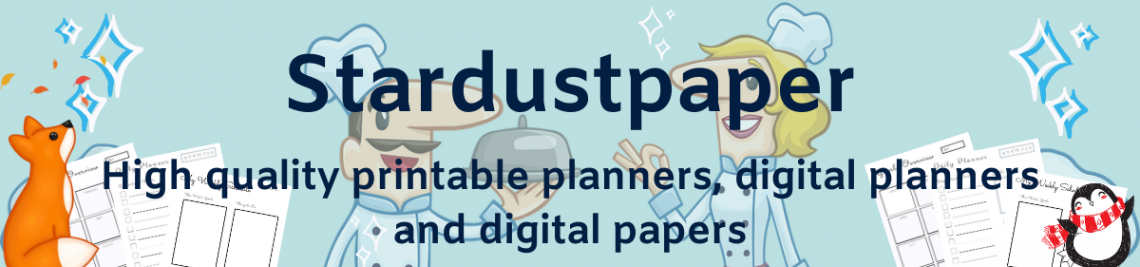 Stardustpaper Profile Banner